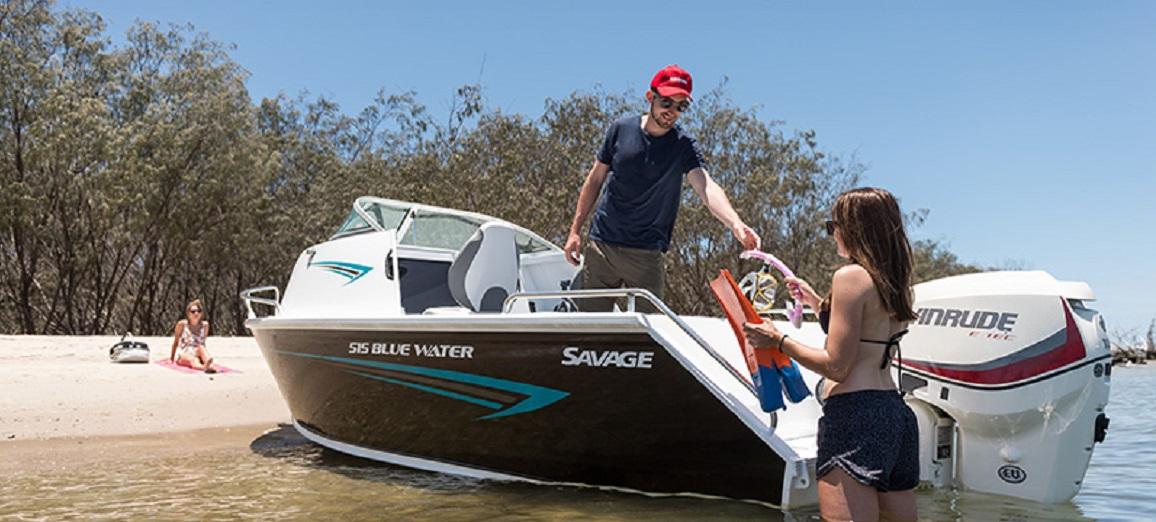 Savage Boats - Tough !