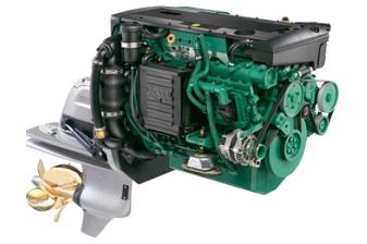 D4 (225HP - 300HP) - Don Morton Marine